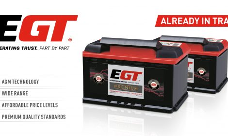ALL NEW – EGT AGM TYPE BATTERIES