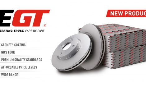 TRY OUT OUR NEW COATED BRAKE DISCS